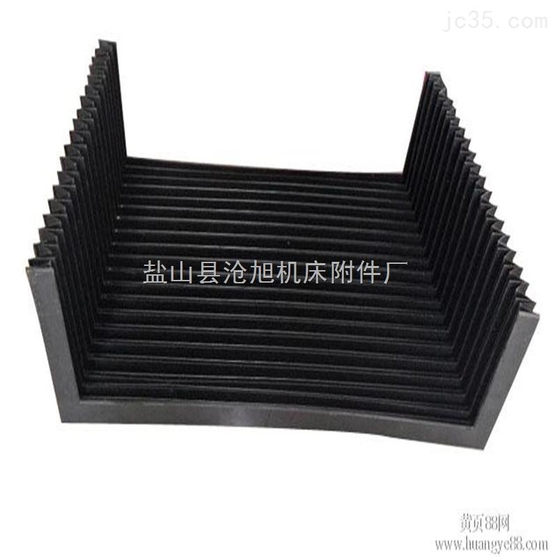 生产风琴防护罩