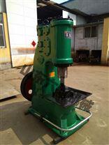 重型锻压设备山东六时专供75D公斤新型单体空气锤