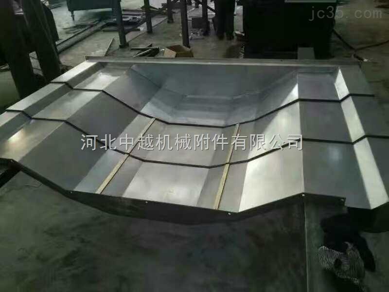 DGZ钢板伸缩防护罩厂家