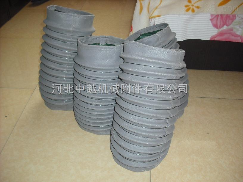 制作防火阻燃丝杠防护罩生产厂家