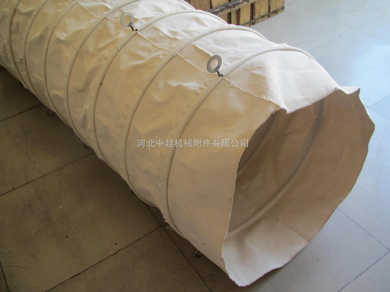 水泥散装伸缩布袋生产厂家