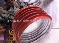 三层硅胶布耐高温防腐蚀软连接