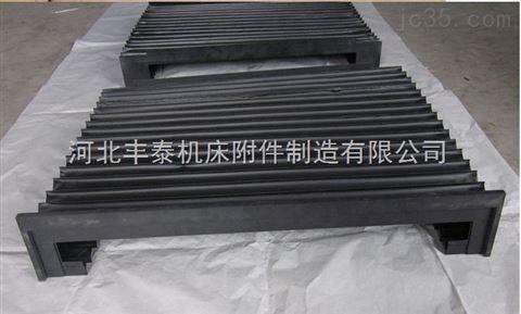 机床附件耐磨防油升降机风琴防护罩