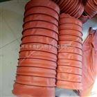 硅胶布耐高温伸缩软管厂家