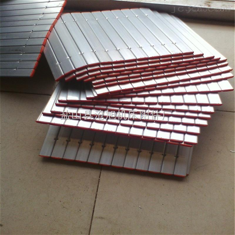生产风琴式机床防护帘