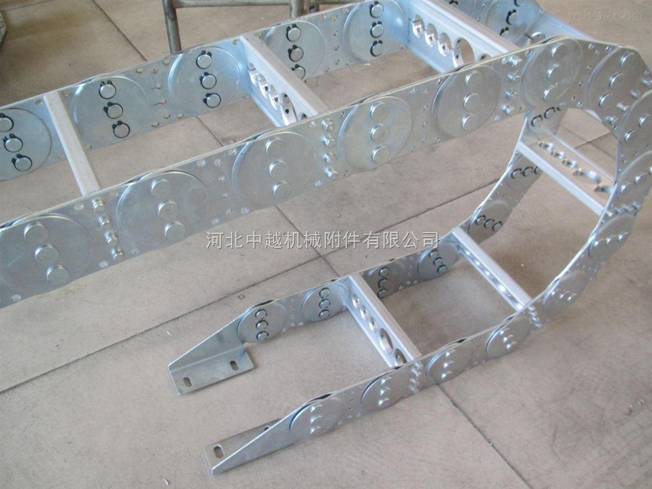 主营产品钢铝拖链