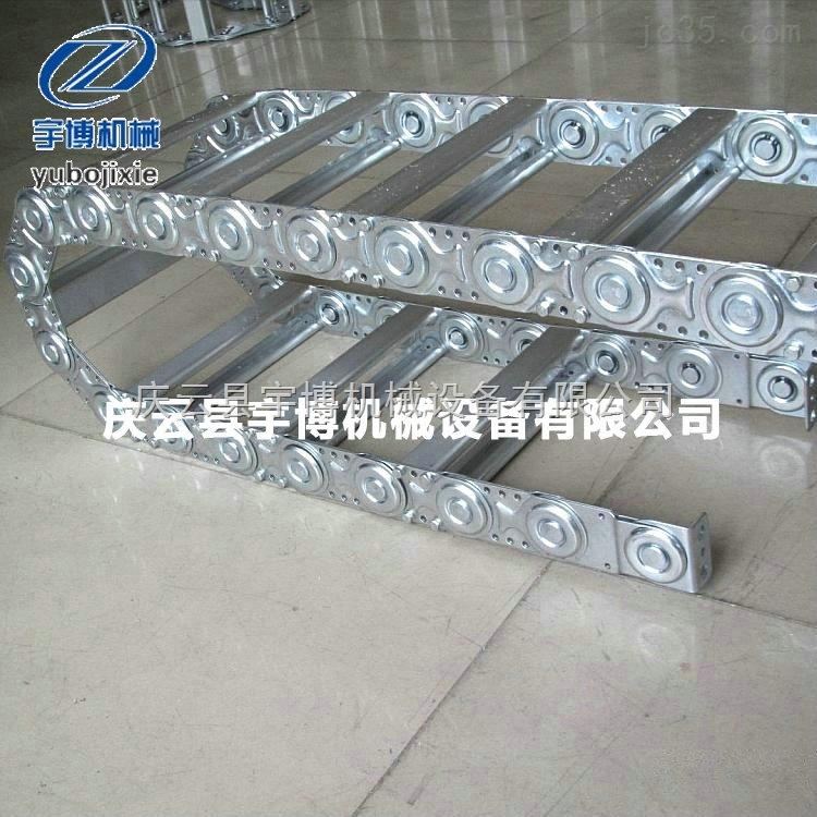 供应钢制拖链 钢铝拖链 电缆钢制拖链厂家