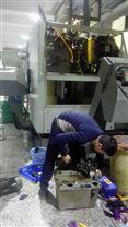 德玛吉CNC漏油维修