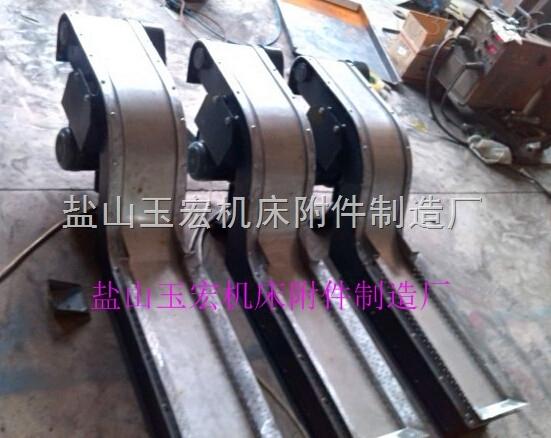 磁性排屑机,排屑机,盐山玉宏