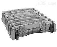 数控落地镗床钢板防护罩
