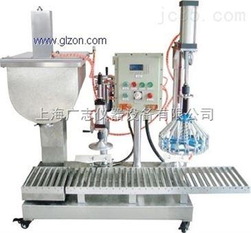 gzm-30blm 自动压盖灌装机 大桶小桶双压盖灌装机