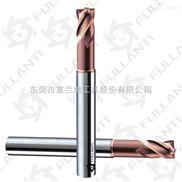 厂家供应涂层圆鼻铣刀富兰地钨钢铣刀