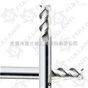 厂家供应钨钢铣刀富兰地钨钢铝用3刃立铣刀