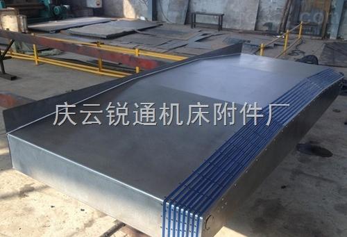 山东伸缩式钢板防护罩生产厂家