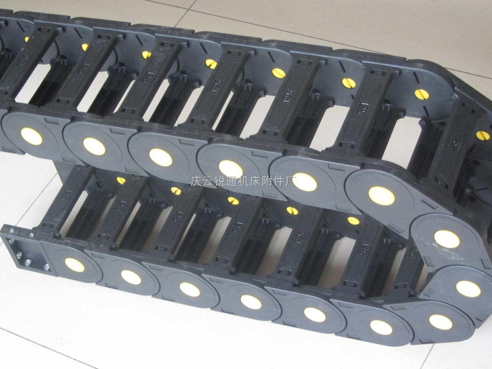 增强尼龙塑料拖链生产厂家