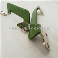 加工喷涂镀镍铜排 TMY环氧树脂涂层铜排厂家低价加工