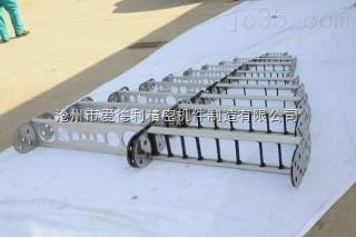 专业定做桥式钢制工程拖链