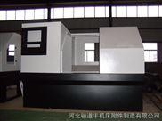 卧式铣镗床机床设备外壳的防护罩壳  数控铣床外防护外钣金