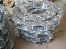 機床電纜保護鋼制拖鏈