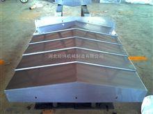 山東防護罩廠制造機床導軌鋼板防護罩