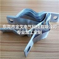 铝箔软连接,汽车电池专用铝箔软连接
