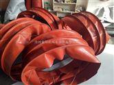 硅胶布加强型耐磨损伸缩软连接精工打造