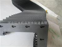 防空气污染风琴导轨防护罩