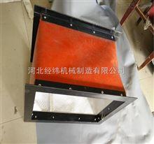 耐高溫防火軟連接 紅硅膠伸縮軟連接