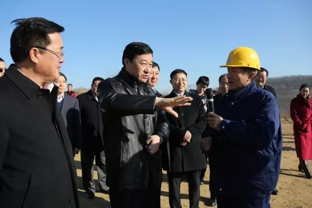 辽宁省委副书记曾维到大连光洋科技集团调研