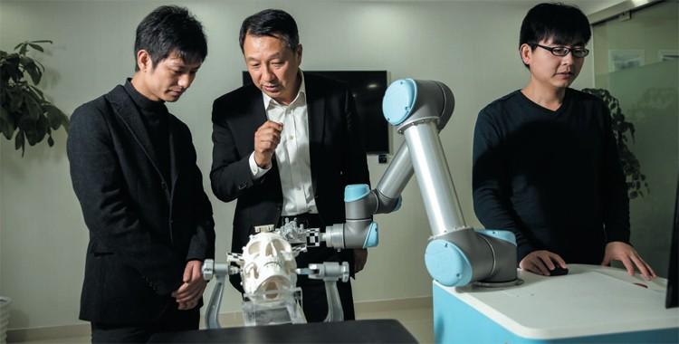 大国匠心王田苗:20年不断推动机器人用于临床医疗