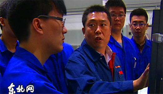 马恒昌小组组长马兵:做一名像爷爷一样优秀的工人