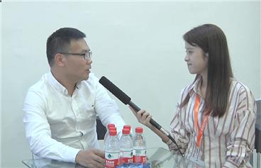 温州机械展上机床商务网采访泰禾激光董事长金雁