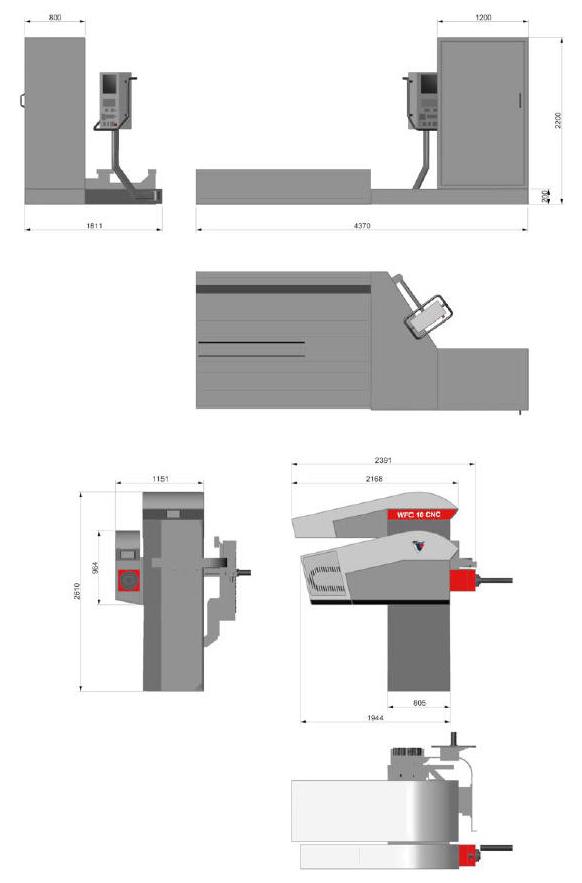 加工中心插铣是什么原理_车铣复合加工中心照片
