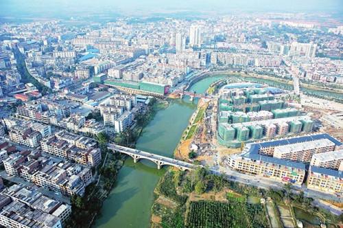 CNC数控机床生产项目落户南宁武鸣区