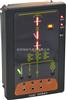 安科瑞开关柜综合测控装置ASD100一次模拟动态图带温湿度控制功能